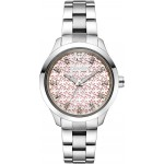 BREEZE Amorelle Crystals Stainless Steel Bracelet 611061.4