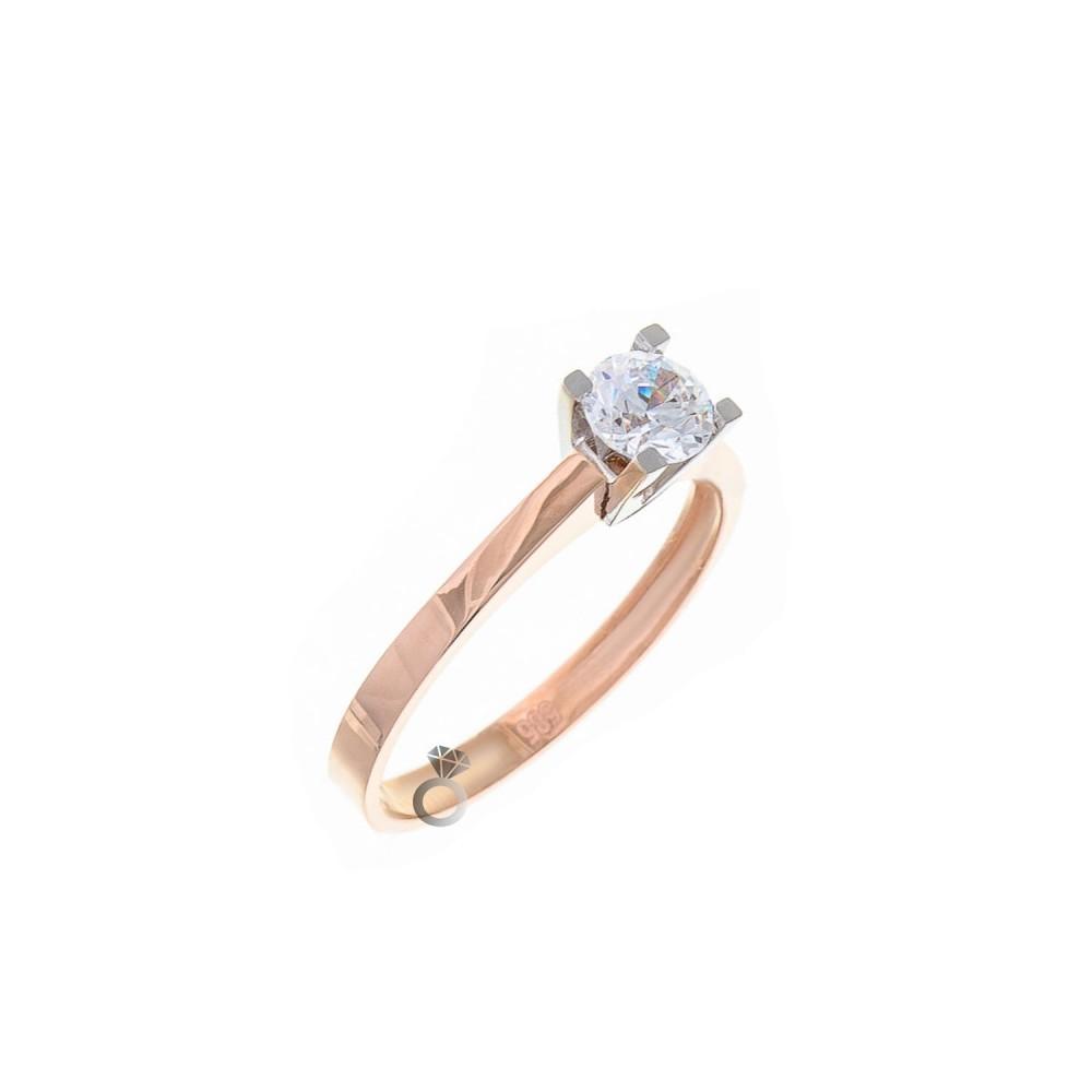 δαχτυλίδι μονόπετρο  daa9ce9e067