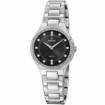 FESTINA Crystals Silver Stainless Steel Bracelet F20225/2