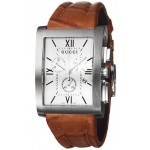 Gucci Brown Chronograph Men's Watch YA086308