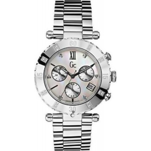 GUESS COLLECTION Γυναικείο Ρολόι με διαμάντια 63000L1