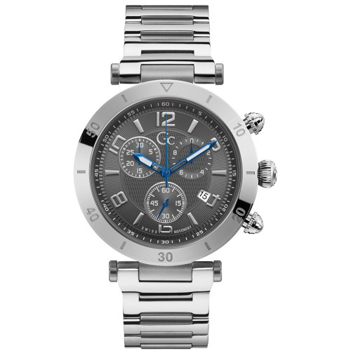 GUESS Collection  Stainless Steel Chronograph Y68001G5MF