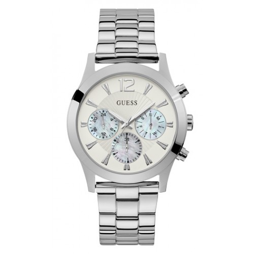 GUESS Multifunction Stainless Steel Bracelet W1295L1