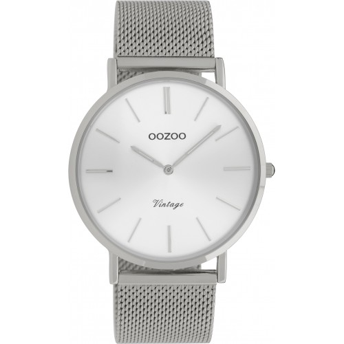 OOZOO 40mm Unisex Metalic Bracelet C9905