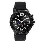 OOZOO Smartwatch Black Rubber Strap Q00304