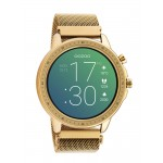OOZOO Smartwatch Rose Gold Stainless Steel Bracelet Q00307