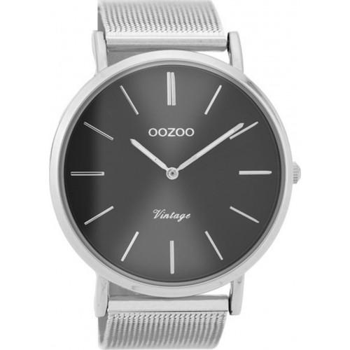 OOZOO OOZOO Vintage Silver Metallic Bracelet C9937
