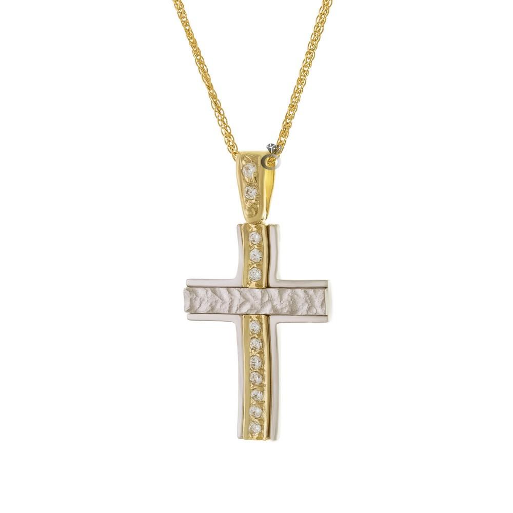 σταυρός γυναικείος  b6a0527fc60