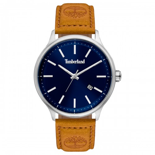 TIMBERLAND Allendale Brown Leather Strap TBL15638JS03