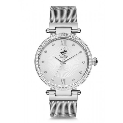 BEVERLY HILLS POLO CLUB Stainless Steel Bracelet BH2110-01