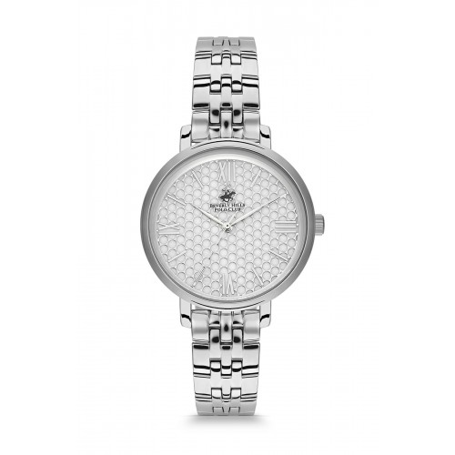 BEVERLY HILLS POLO CLUB Stainless Steel Bracelet BH9665-01