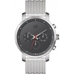 VISETTI Respect Multifunction Stainless Steel Bracelet PE-685SB