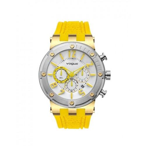 VOGUE Γυναικείο Ρολόι με λουρί  σιλικόνης 202017001.7