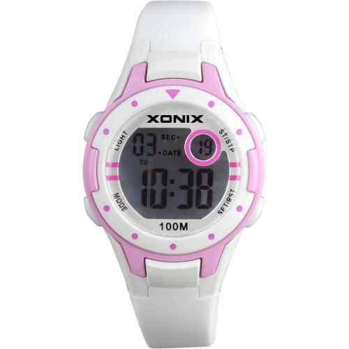 XONIX Λευκό - Ροζ Για Κορίτσι IG-001