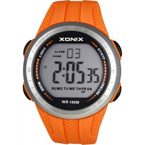 XONIX Orange Rubber Strap ND-A02