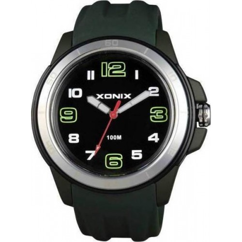 XONIX με πράσινο λουράκι UX-003