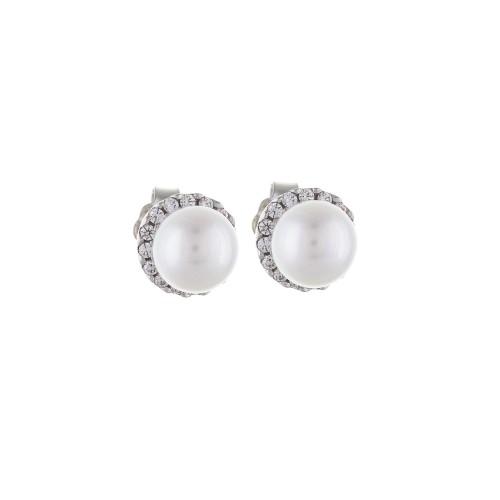Σκουλαρίκια Με Μαργαριτάρια dff1edba211